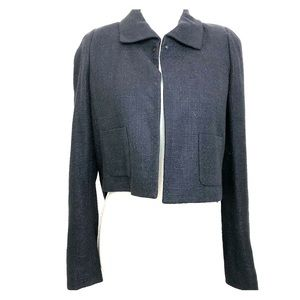 Elie Tahari Single Button Jacket